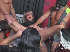 perverse sexpraktiken im swingerclub